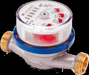 Одноструйные счетчики для учёта холодной и горячей воды