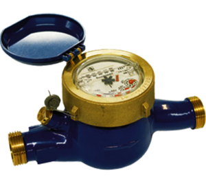 Многоструйный счетчик холодной воды MTK-N Ду 25