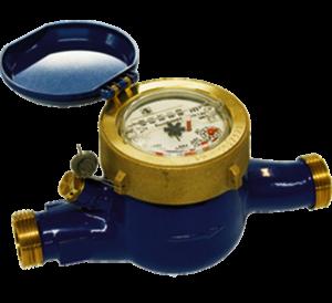 Многоструйный счетчик холодной воды MTK-N Ду 50 (фланцевое присоединение)