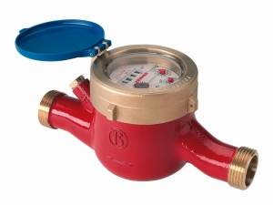 Многоструйный счетчик горячей воды MTW-N Ду 20