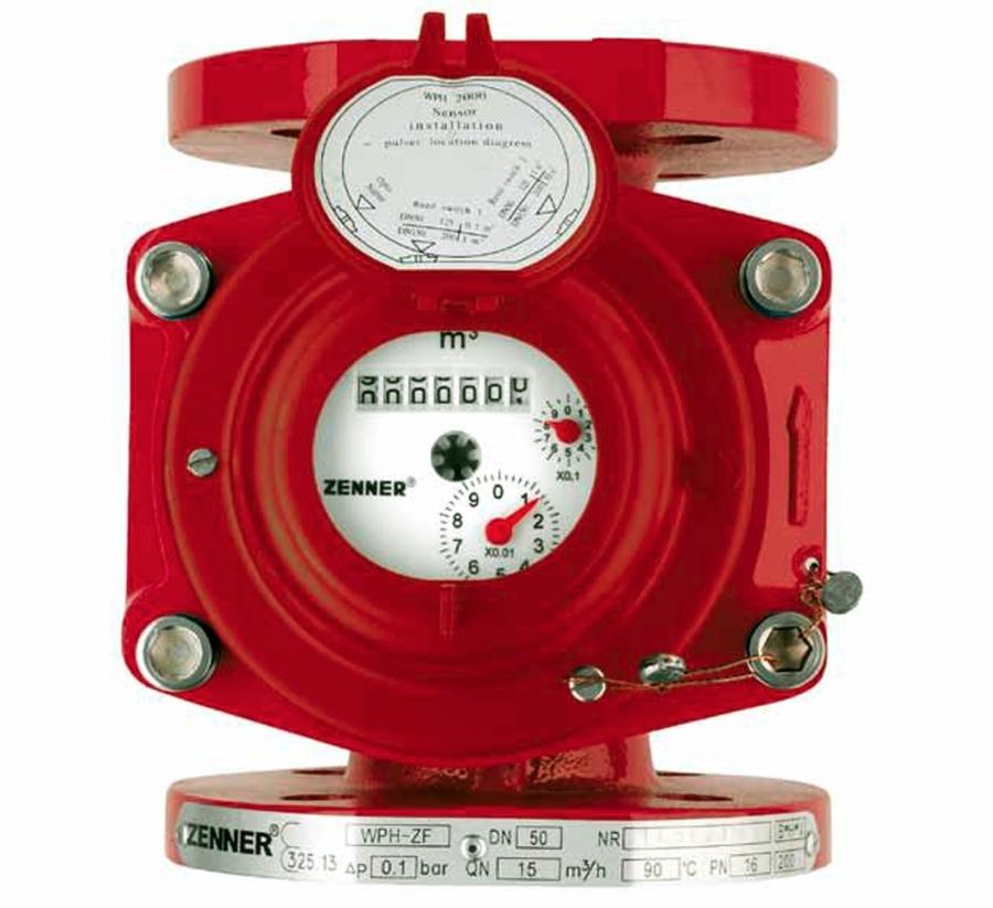 WPH-N-H (горячая вода max 130°) Ду 50